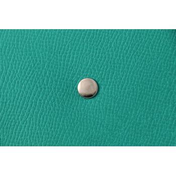 Rivets 34 simple tête x1000 - 9,3 mm Argent