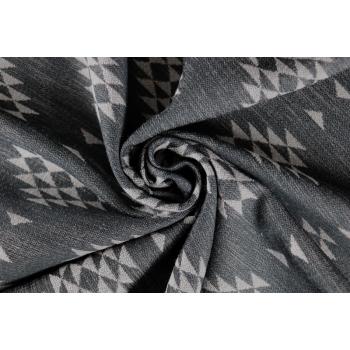 Tissu Indiana gris
