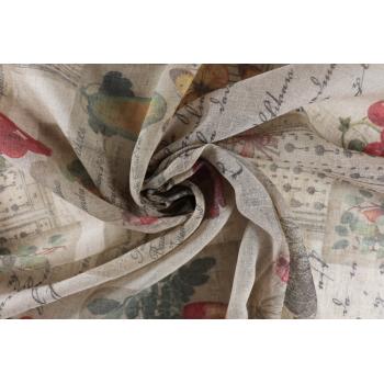 Tissu Herbier 150 cm