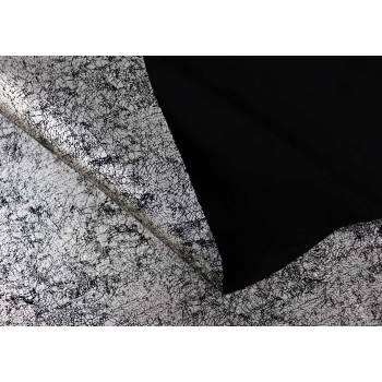 Croûte Magma argenté