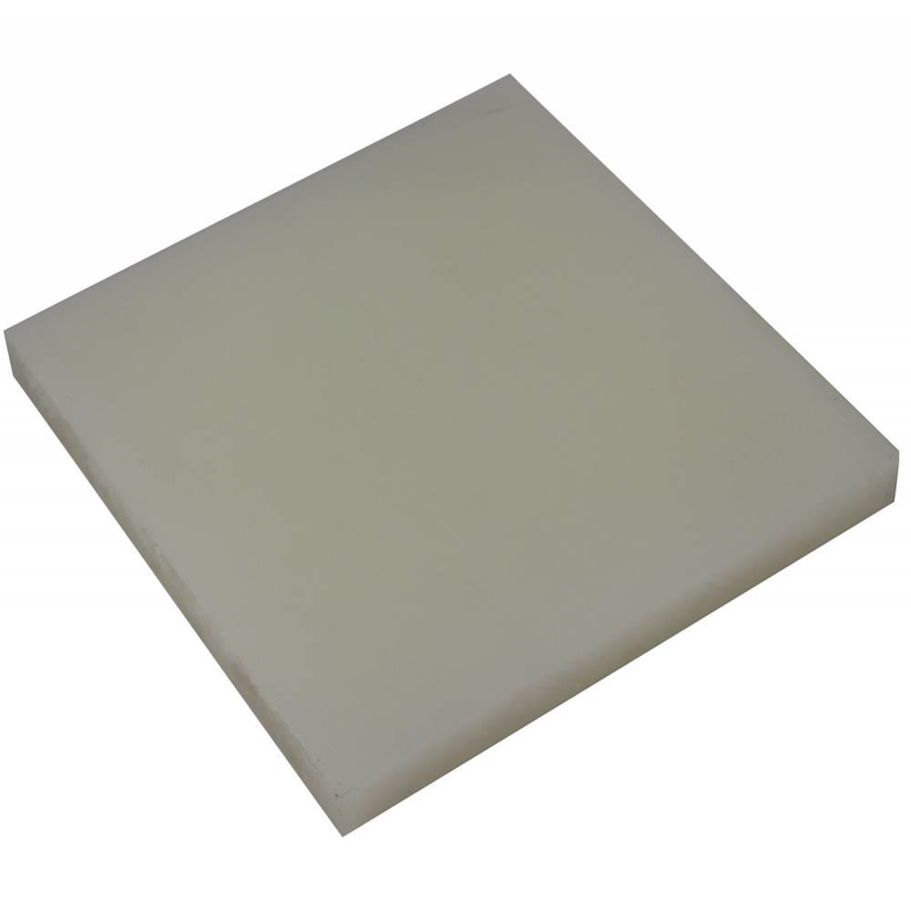 Billot de découpe en nylon 20x20 cm