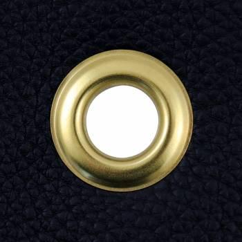 Œillets x100 15,8 mm or