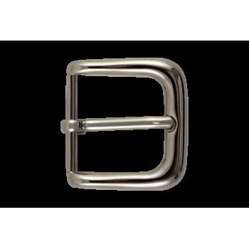 Boucle de ceinture B03 30 mm Argent
