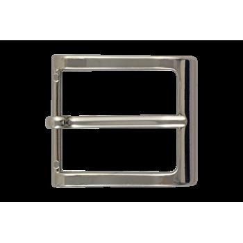 Boucle de ceinture B05 40 mm Argent